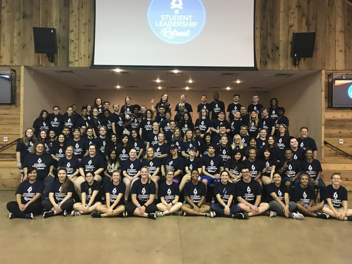 True Blue Leadership Retreat Photo